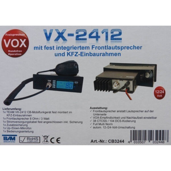 VX2412set