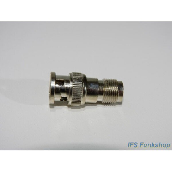 adapter bnc stecker auf tnc buchse