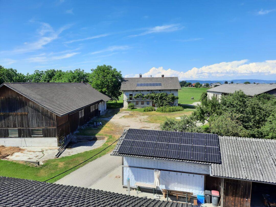neue Photovoltaikanlage 2